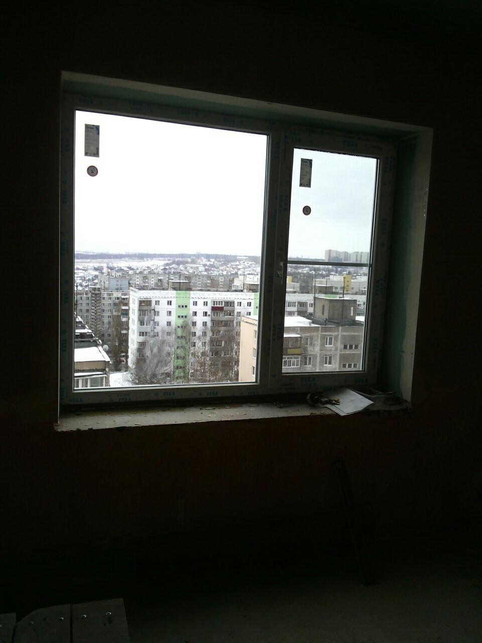 Объект на ул. 60 Октября, окно