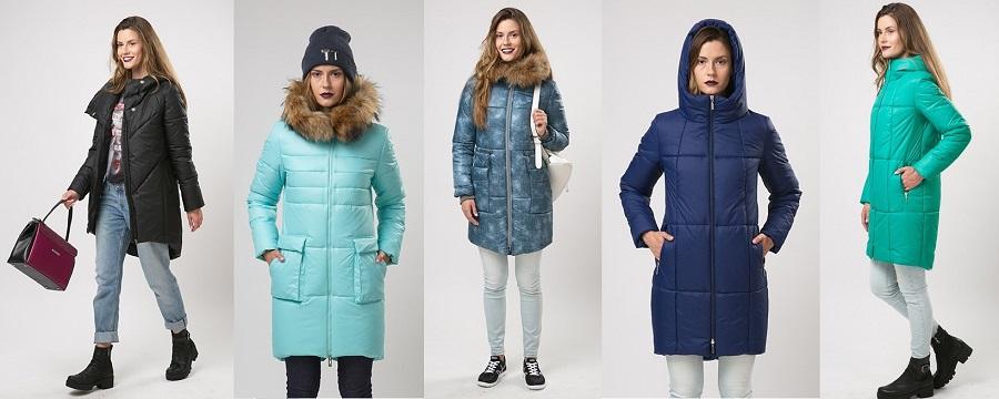 ТwinТiр-51. Стильные модели осенней и зимней коллекций верхней женской одежды