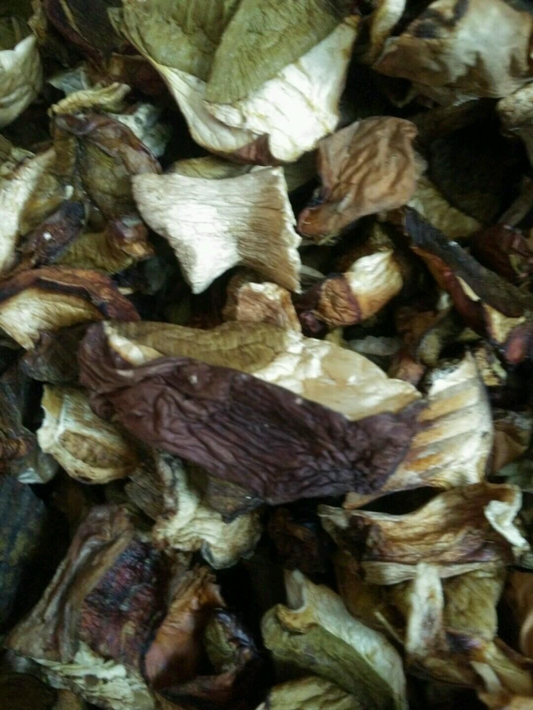Сушеные белые грибы, собраны в Гороховецком районе