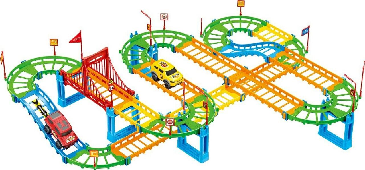 НОВИНКА!!! Railcar конструктор