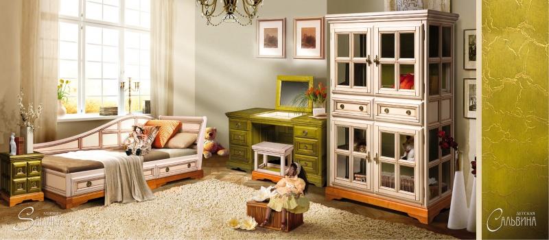Сбор заказов. Эксклюзивная дизайнерская мебель из массива от белорусского производителя. Изготовлена вручную. Детские, гостиные, спальни, кабинеты, библиотеки. - 4