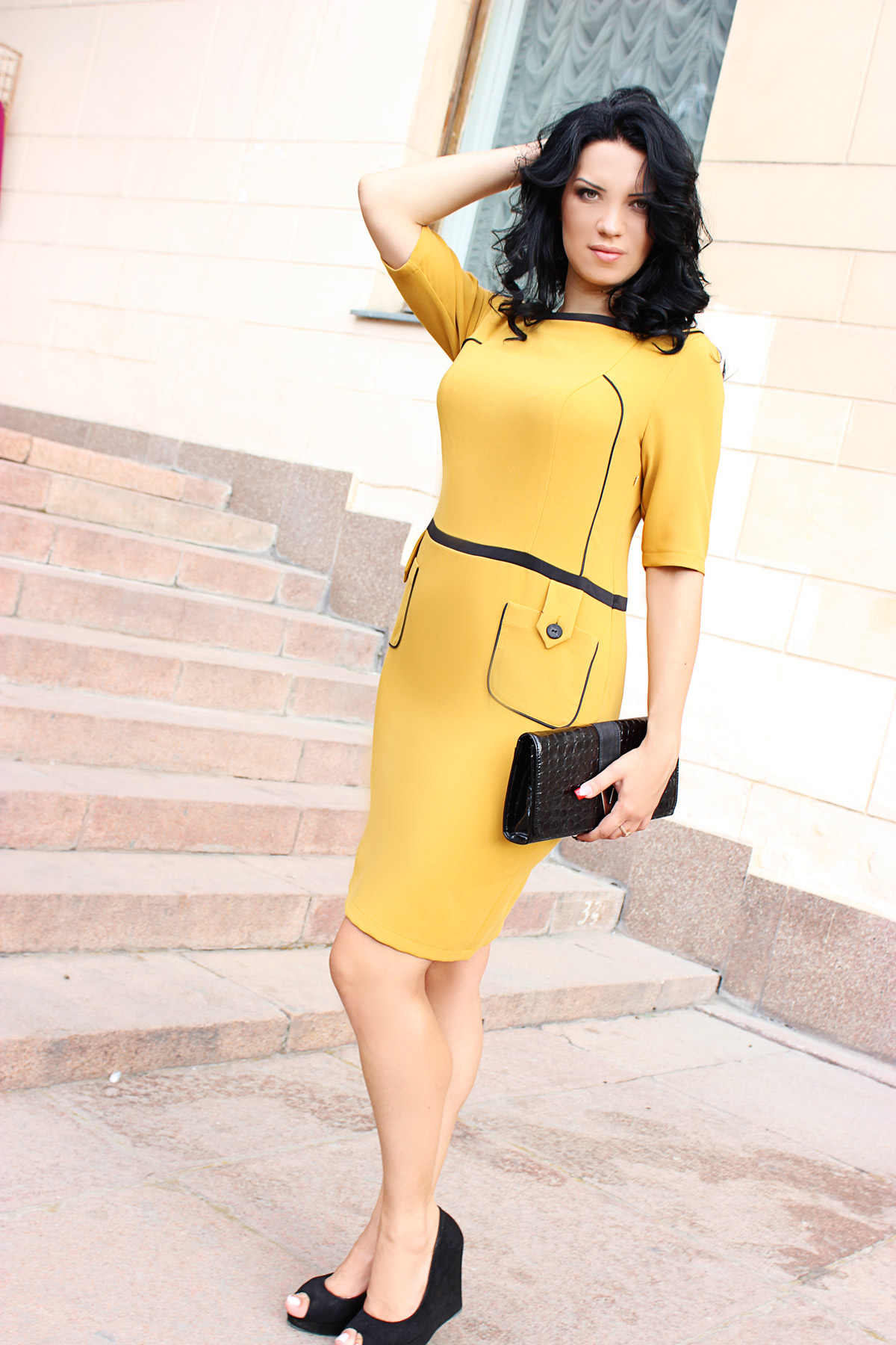 [b]Сбор заказов. Платья из Киргизии по акции