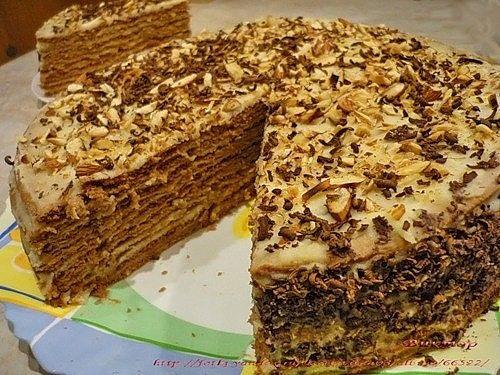 Торт СПАРТА
