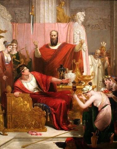 Дамоклов меч - интересные исторические факты