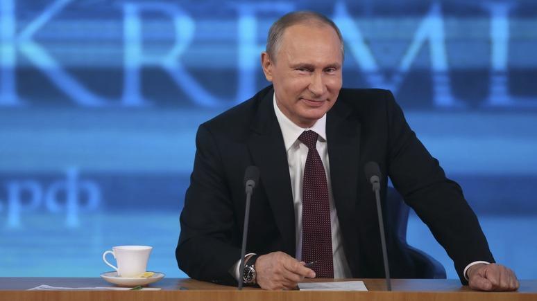 Шутку Владимира Путина о России без границ западные СМИ восприняли весьма серьезно. Многие европейские газеты увидели в ней намек на военные аппетиты России - стремление Путина расширить свои владения...