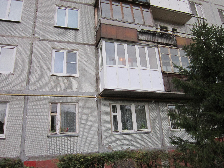 Балкон на ул.Люкина