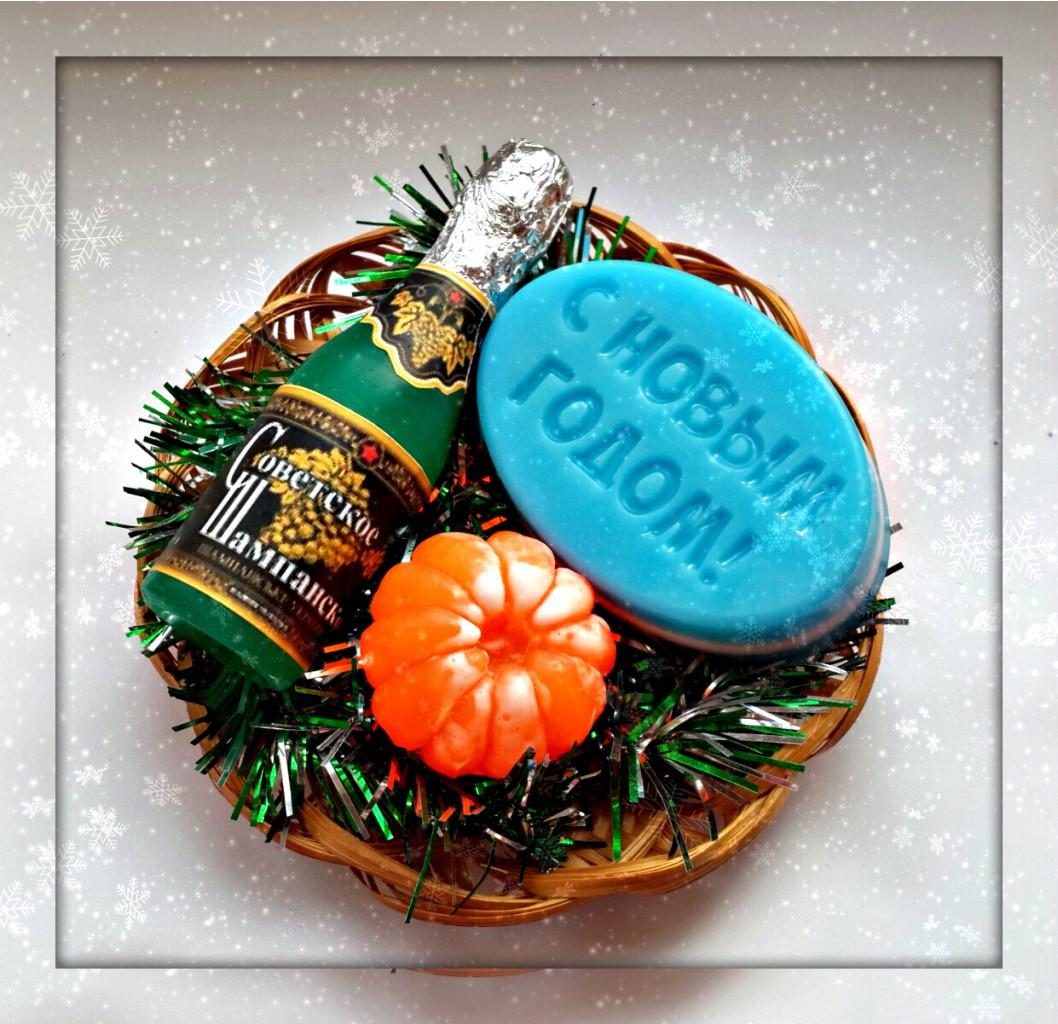 Мыльный рай!Оригинальные подарки ручной работы !Ваши близкие будут довольны!букеты из конфет!Подарок каждому участнику!Теперь мыльце от 5р!Начинаем готовиться к нг! 4