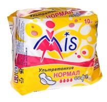 """Прокладки """"MIS"""": гигиена по доступной цене"""