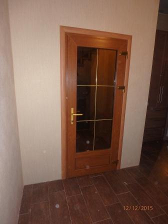 Двери входные ламинированные