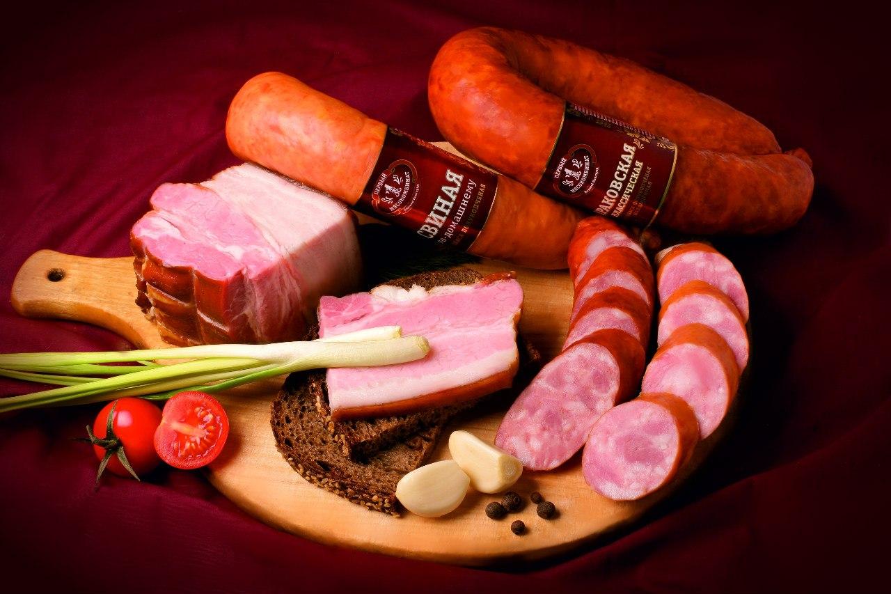 Сбор заказов. Вкусные колбасы, сосиски, мясные деликатесы из натурального мяса от производителя-9