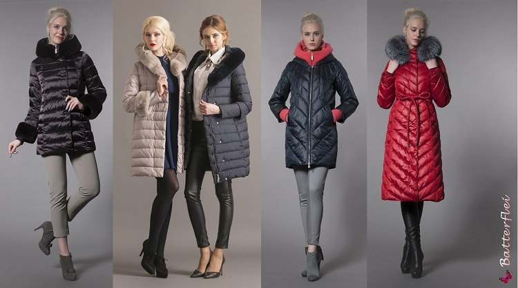 B@tterflei-8. Изысканная верхняя одежда на зиму и весну-осень. Полет стиля и элегантности!