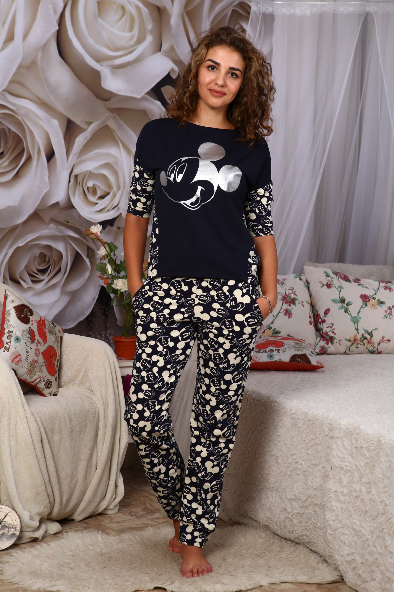 Одежда для дома! Модный и яркий трикотаж от Ninel.