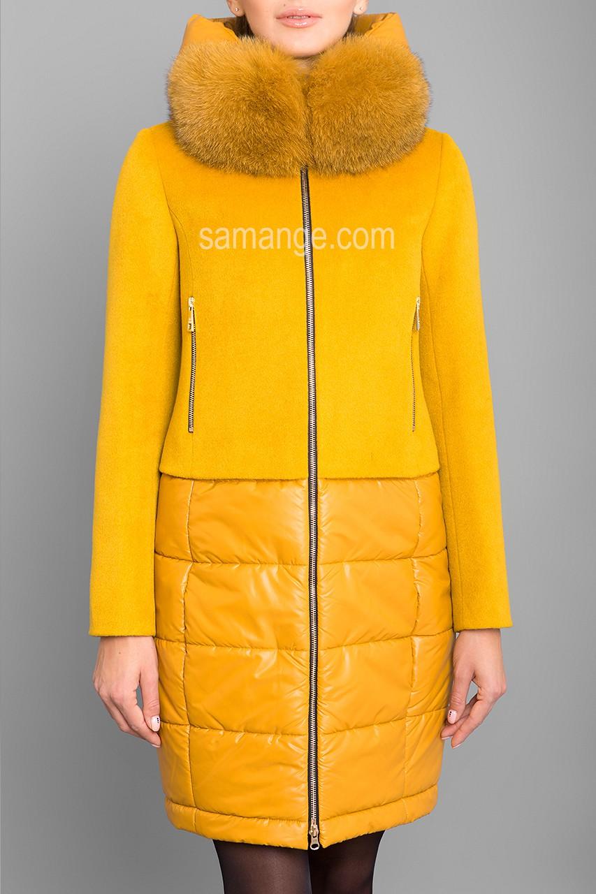 Шикарное зимнее пальто! ПРИСТРОЙ 48 размер!!!