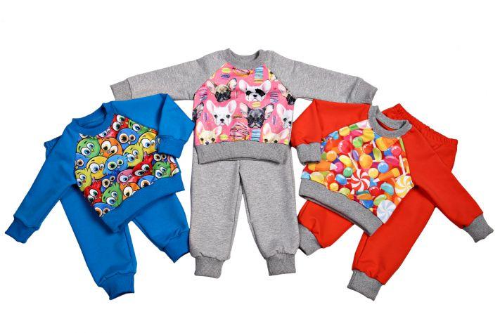 Сбор заказов. Детский трикотаж Милаша (г.Иваново). Без рядов! Модно, тепло, по приятным ценам! Теплые спортивные костюмы, водолазки, платья с длинным рукавом, пижамы, майки, шорты, нательное белье, одежда для новорожденных. Выкуп 10