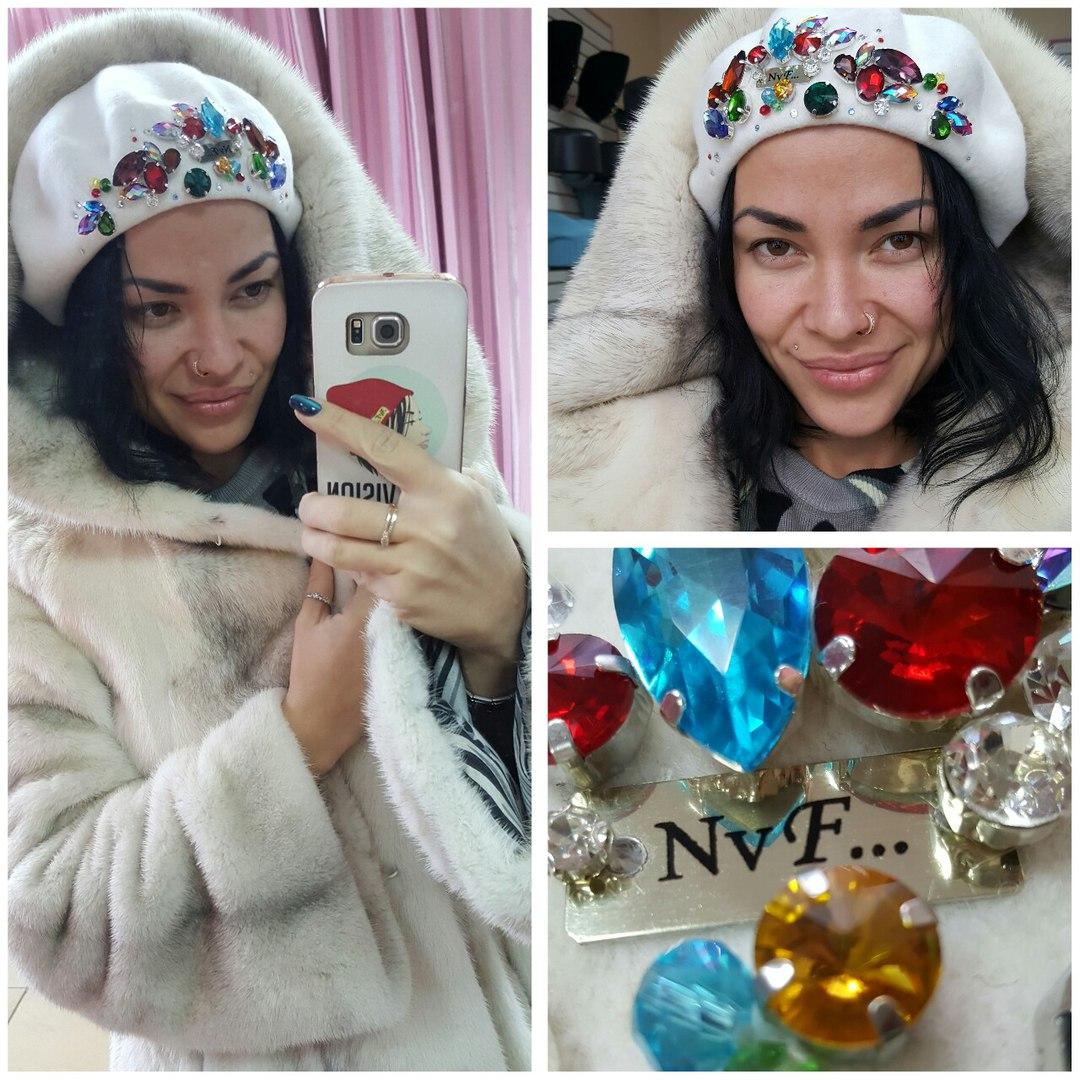 [b] Сбор заказов. Необыкновенной красоты дизайнерские шапки от N-V-F. Такой красоты Вы точно не встречали! Новинки! Просто посмотрите-11[/b]