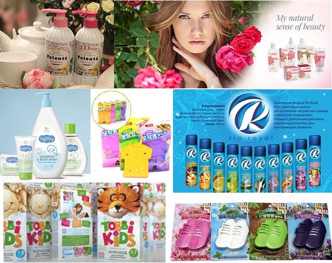 Сбор заказов. Последний сбор года. Японская, (и не только), химия и косметика-4. Только новые бренды и проверенное качество!