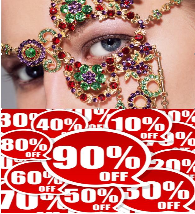 Сбор заказов. Бижутерия и аксессуары gold-kristal по очень низким ценам! *** Распродажа до 90%***-19 .