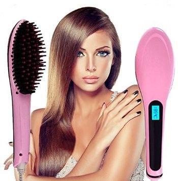 Распродажа!Всего 499 руб! Расческа-выпрямитель Fast Hair Stra*ightener.