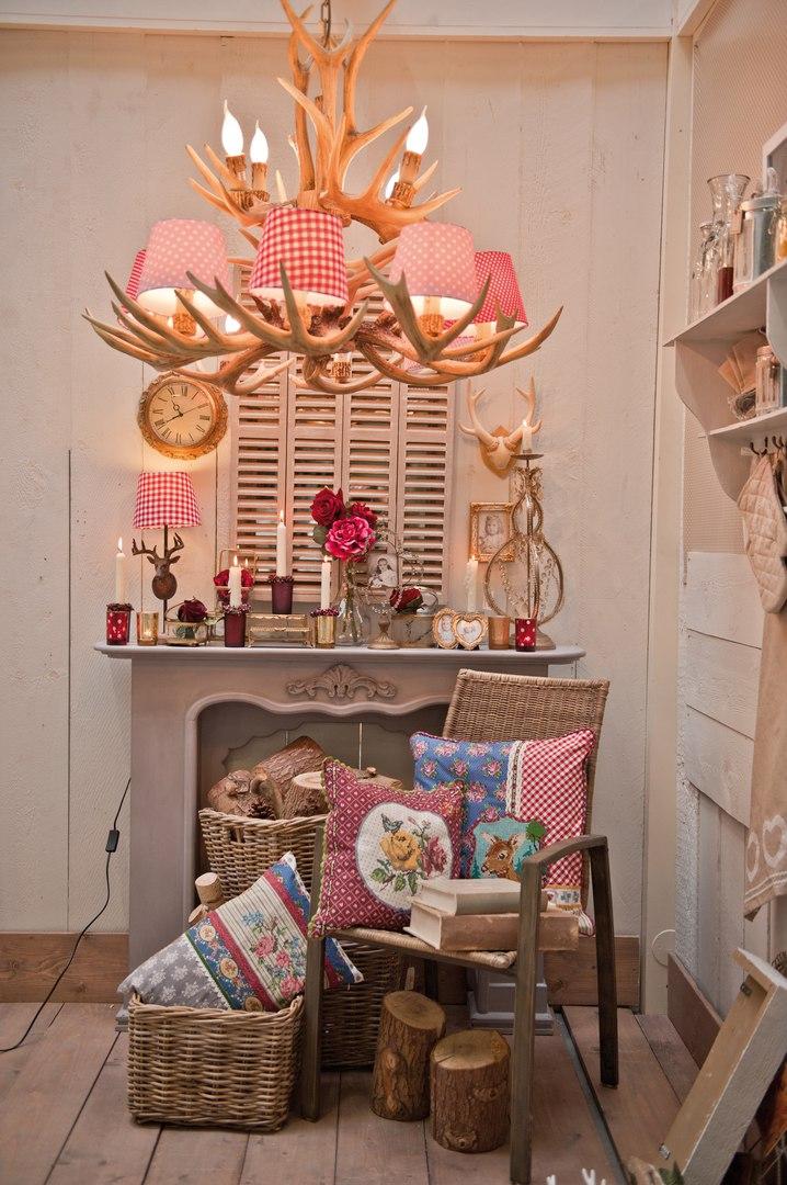 Идеи уютного декора для дома и дачи! Интерьер в стиле прованс, винтаж и шебби шик! Эксклюзивные предметы интерьера со всего мира!