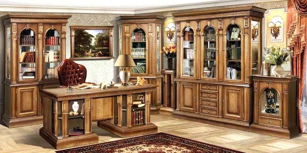 Изготовление мебели из массива дерева на заказ от производит.