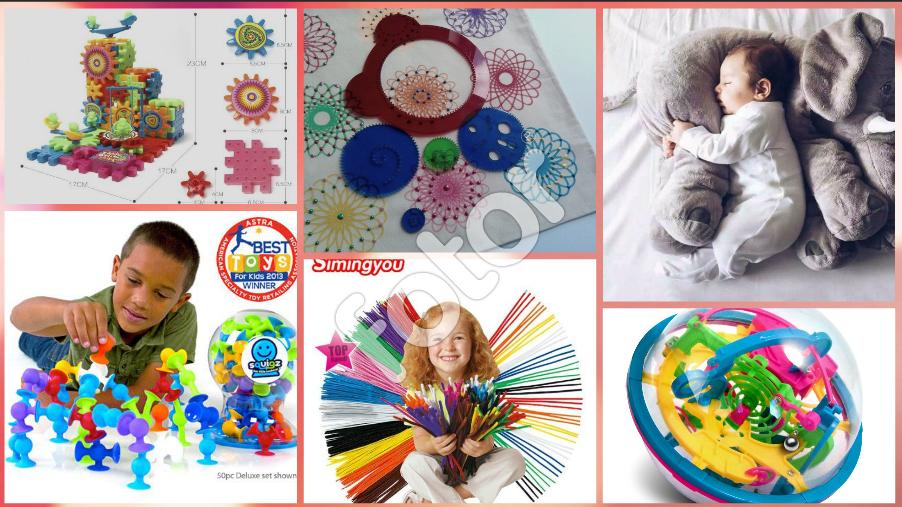 Лучшие развивающие игрушки со всех уголков мира!