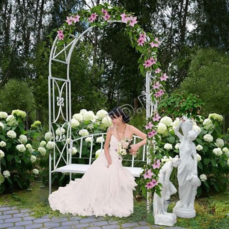 NEW! Красота для дачи, от которой захватывает дух! Шикарный выбор для украшения садового участка, загородного дома, сказочная мебель для деток. Огромный выбор цветочных подставок и многое другое.