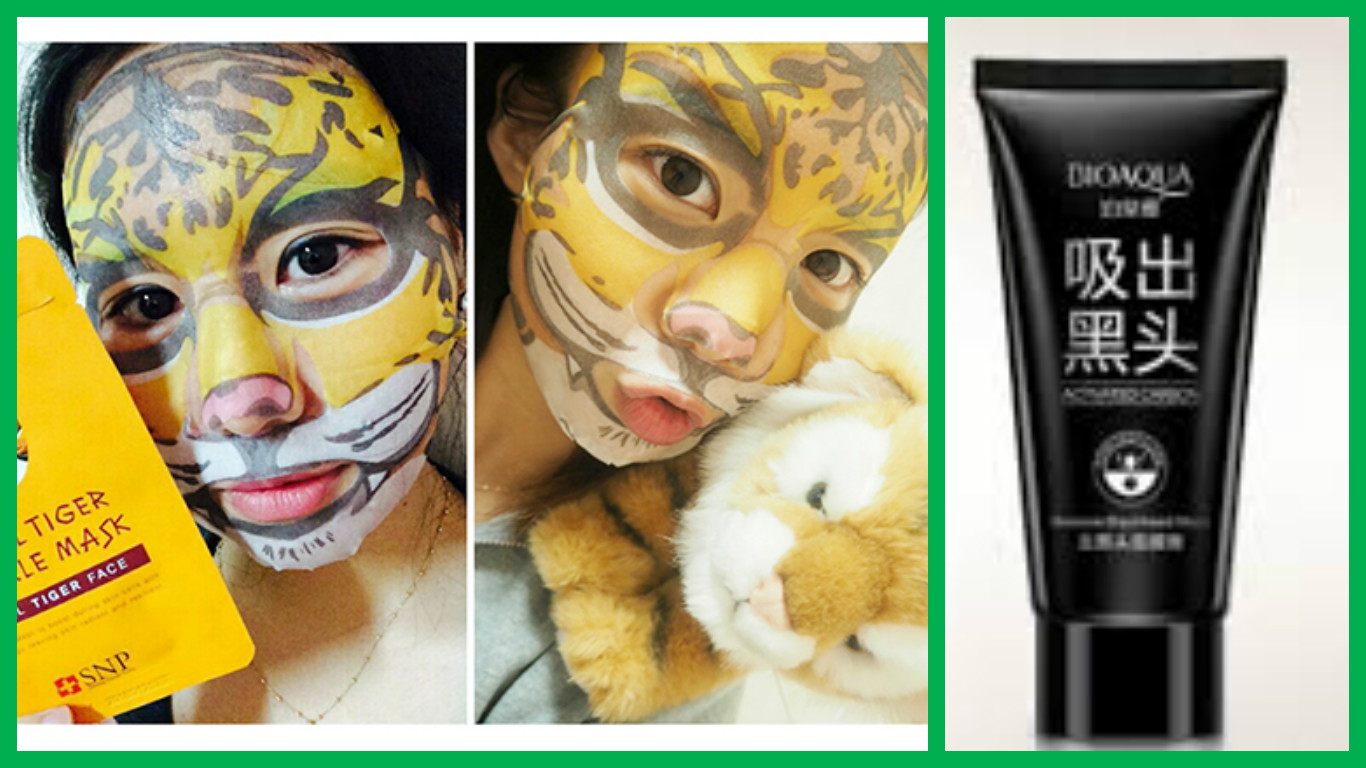 Всего 3 дня!Черная маска для удаления черных точек - бестселлер! Появились маски в виде мордочек животных!