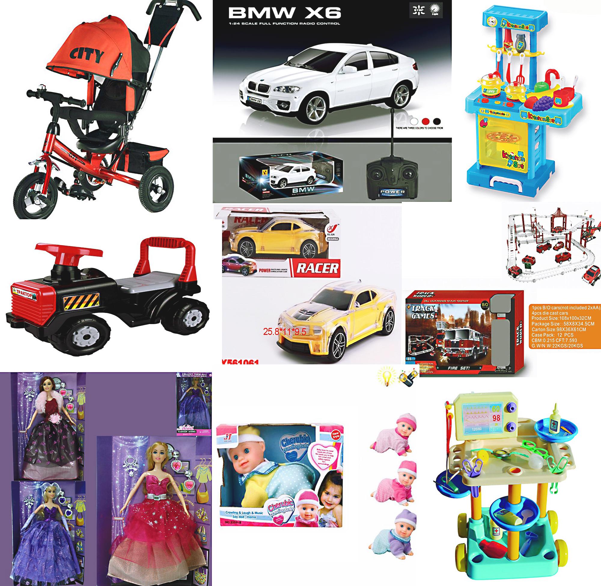 Сбор заказов. Игрушки по СУПЕР ценам, игровые наборы для мальчиков и девочек, куклы, автомобили, инерционные игрушки, а так же велосипеды 2-х, 3-х колесные, беговелы, толокары и многое другое. Выкуп 1.