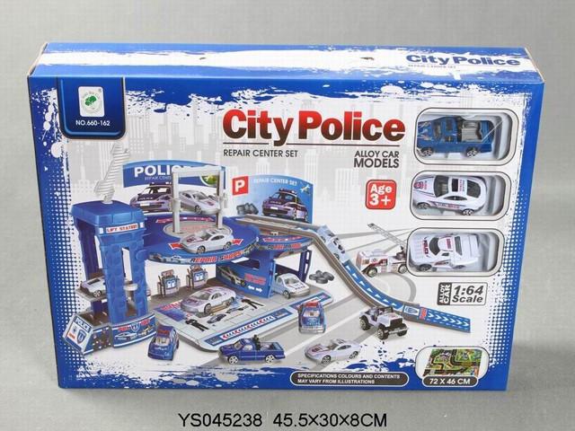 Гараж Полиция цена 815 р.