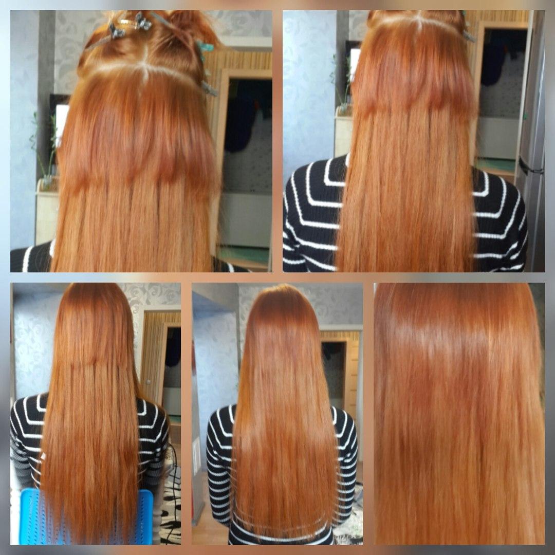 Вера соболевская наращивание волос