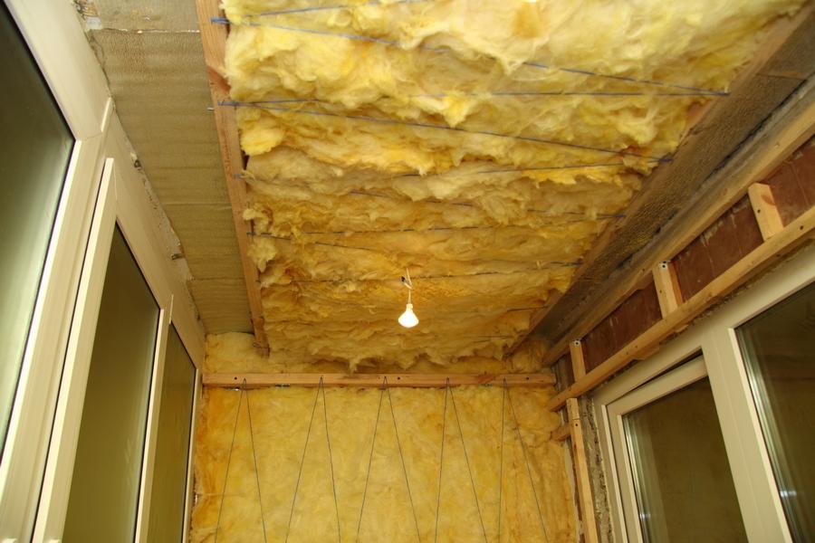 Из чего сделать потолок на балконе: варианты отделки, этапы,.