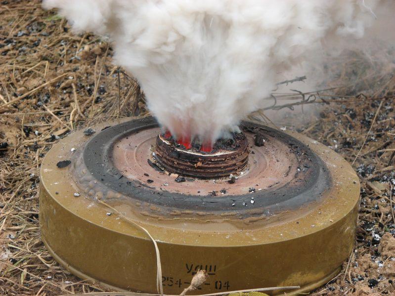 Дымовая шашка своими руками из калиевой селитры