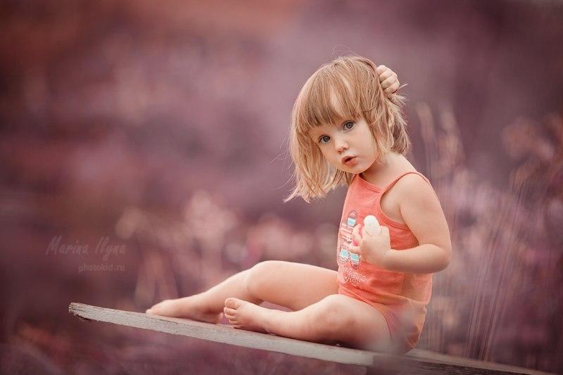 Обнаженные Маленькие Девочки