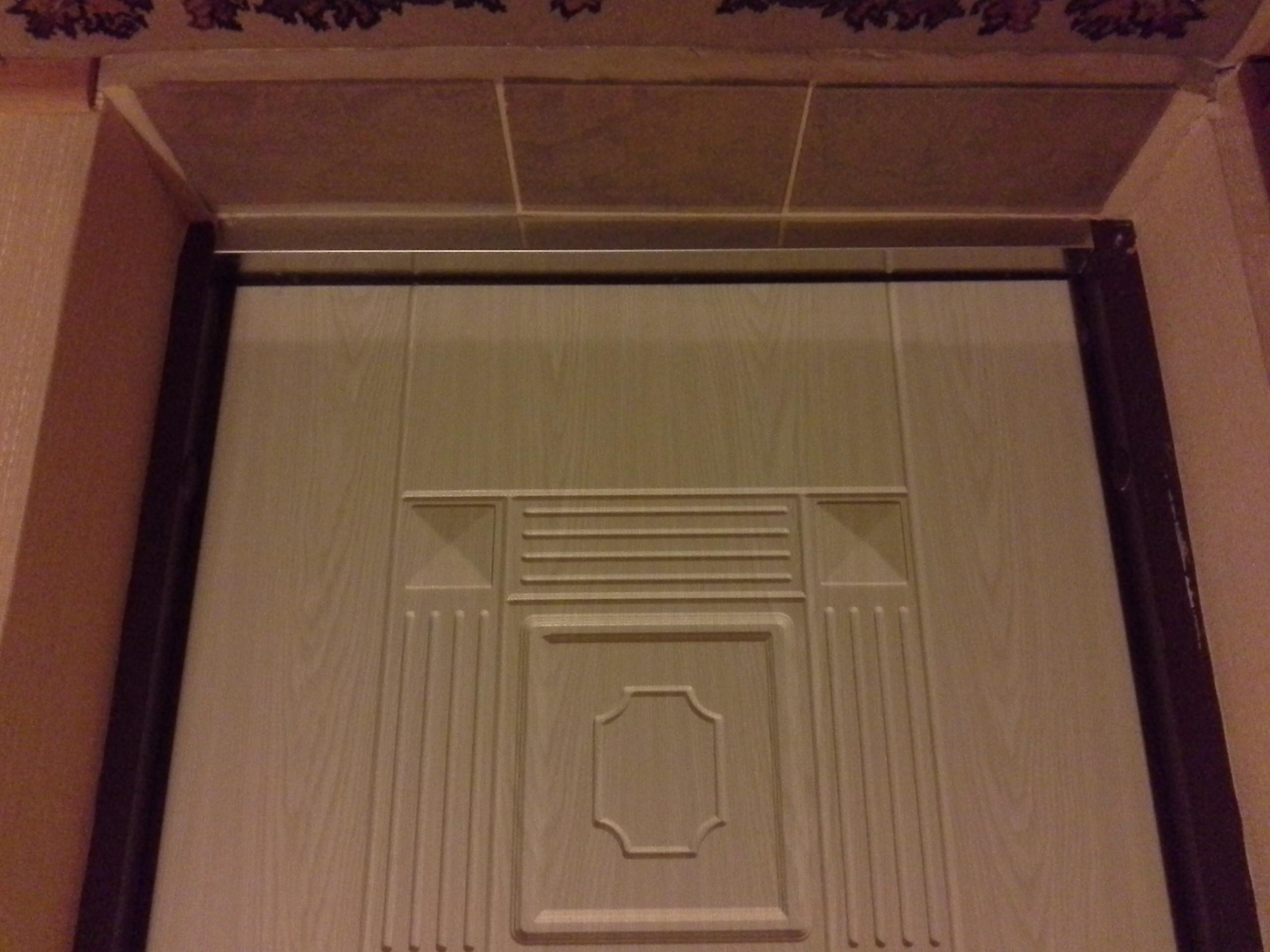 Порог входной двери своими руками 92