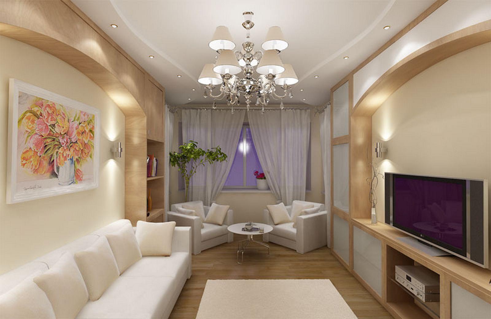 Ремонт гостиная дизайн квартира
