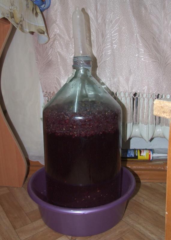 Как самим сделать домашнее вино из винограда