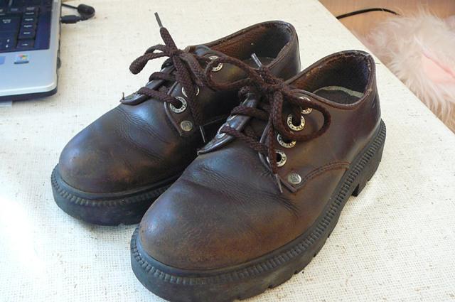 Ботинки т 34