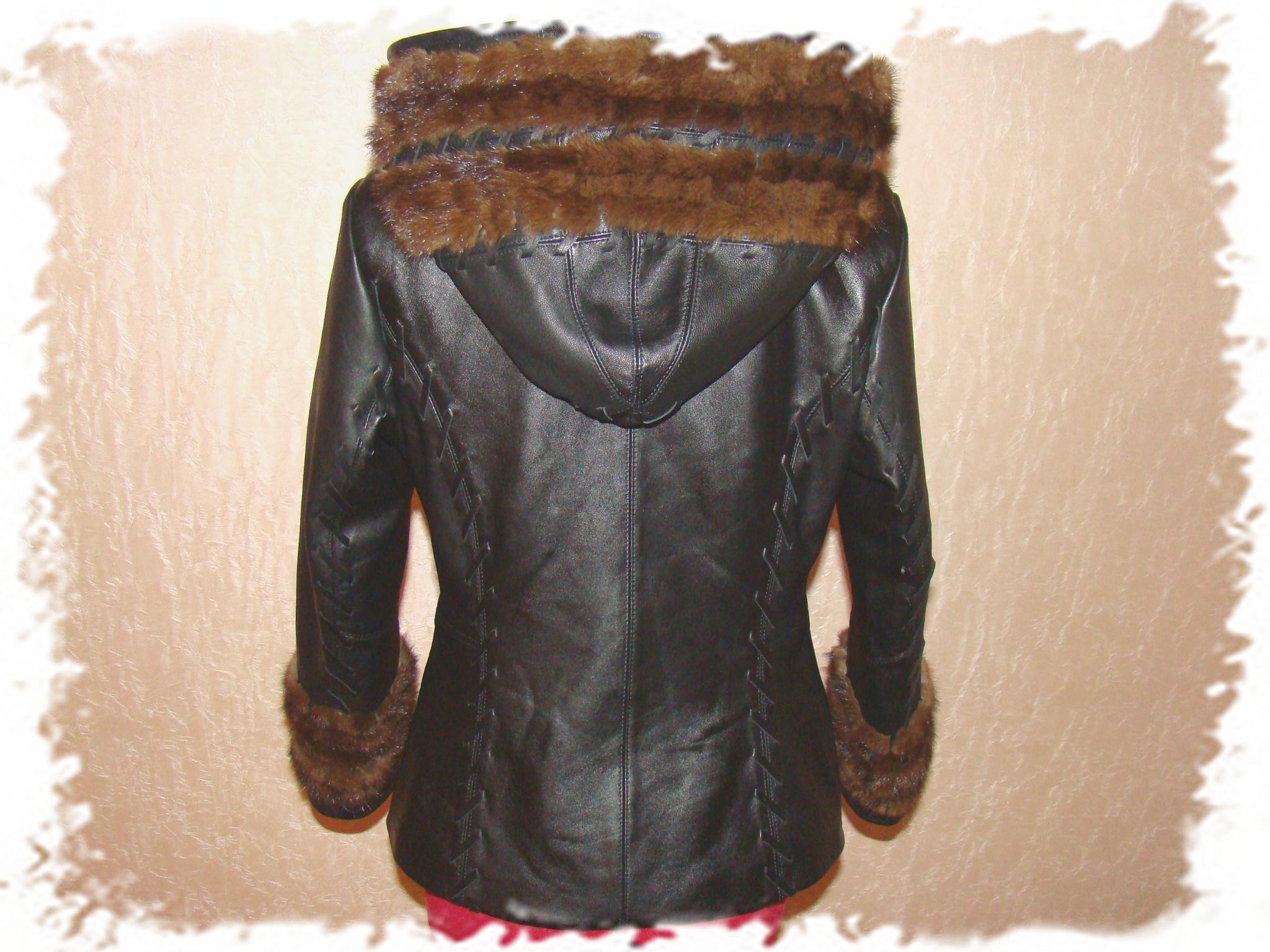 Что можно сшить из кожаной куртки своими руками