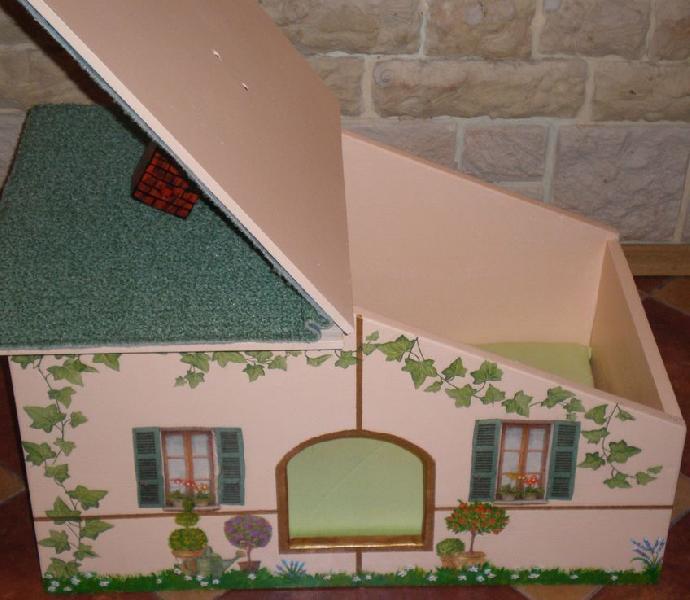 Как сделать домик своими руками в домашних условиях