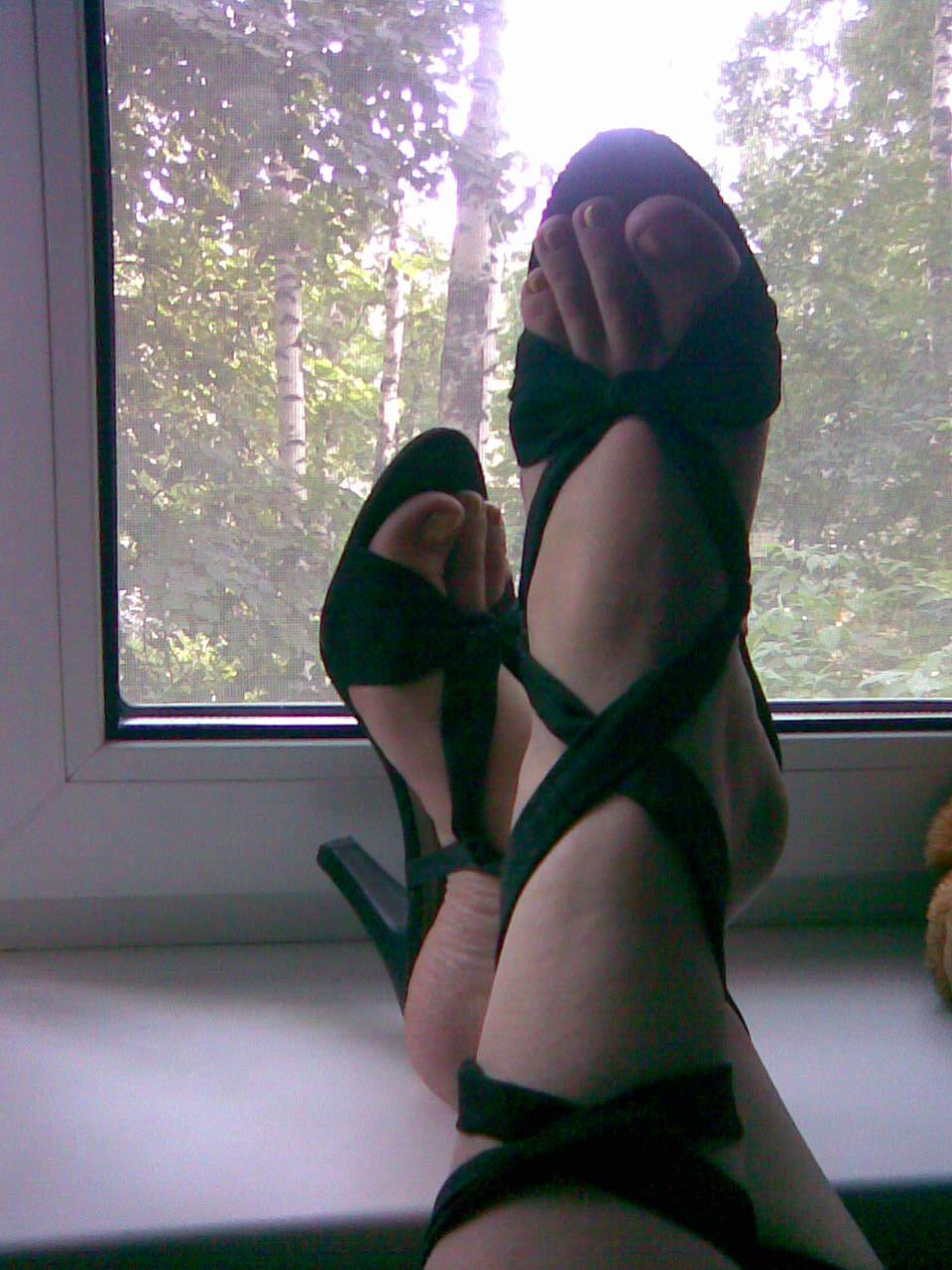 С ума схожу от женских ног 7 фотография