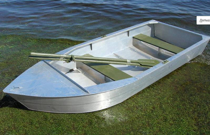 сделать дюралевую лодку своими руками