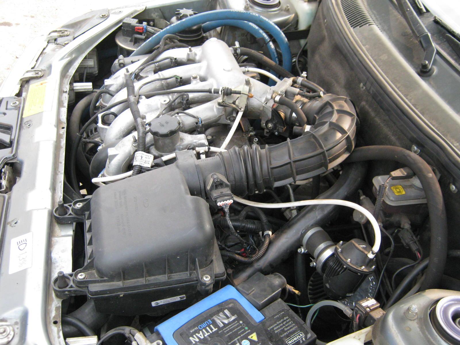 Замена двигателя на шевроле нива своими руками7
