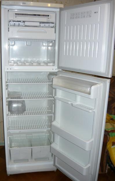 Холодильник Stinol 110 Инструкция - фото 5
