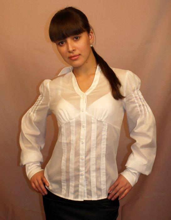 Блузки Из Батиста С Доставкой