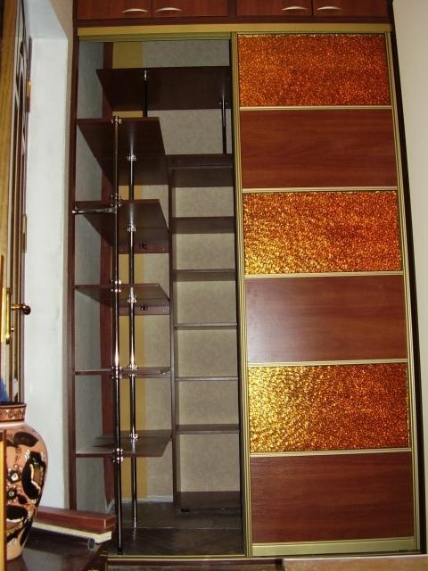 Шкафы  из подручных материалов