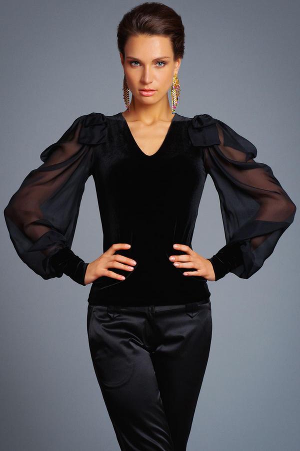 Блузка Вечерняя Купить