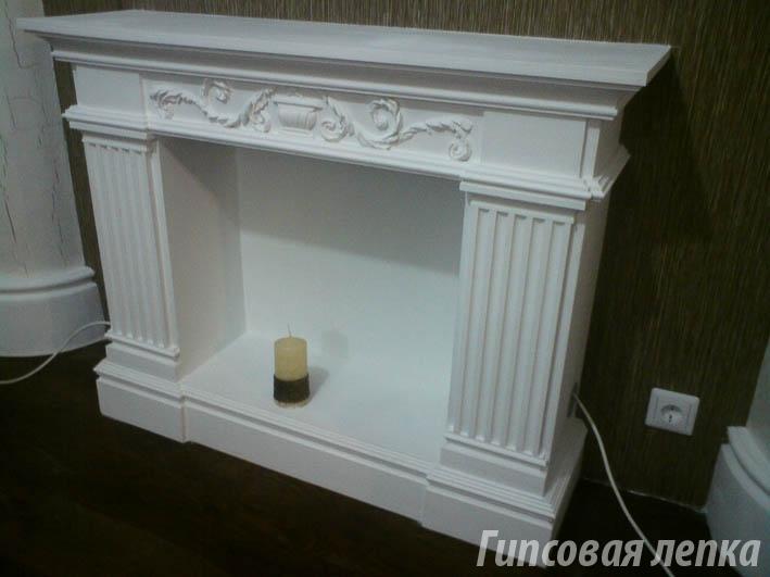 Сделать декоративный камин своими руками
