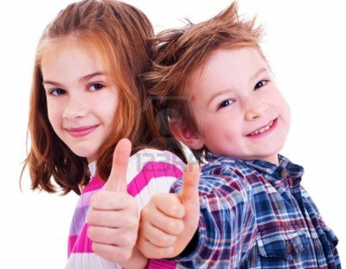 Красивые фото детей дружба