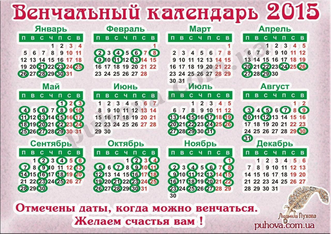 Подробный Лунный календарь на 2017 год лунные дни фазы