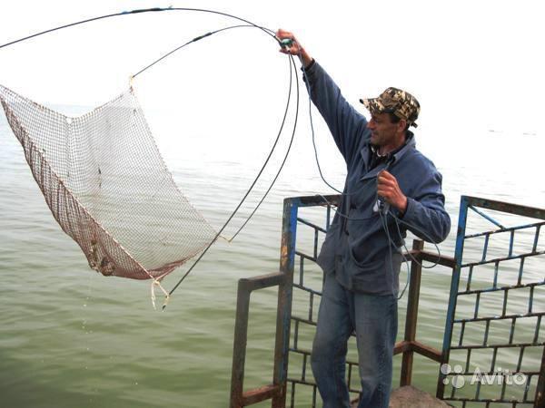купить дуги на паук рыболовный
